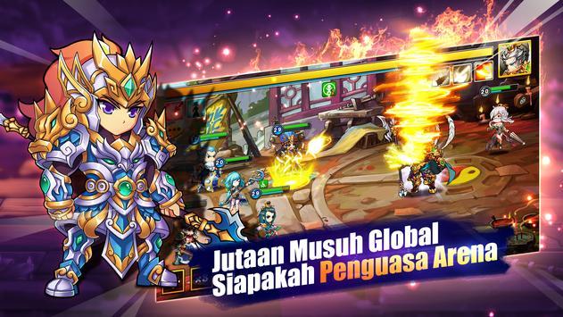 Three Kingdoms Hero apk screenshot