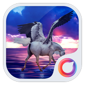 Pegasus Live Wallpaper icon