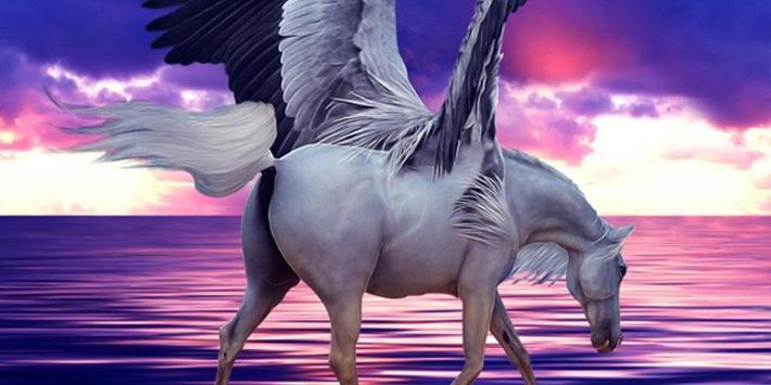Pegasus Live Wallpaper poster