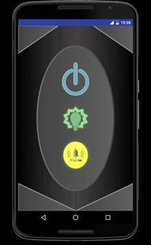 HQ Bright Flashlight apk screenshot