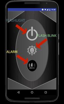 HQ Bright Flashlight screenshot 3