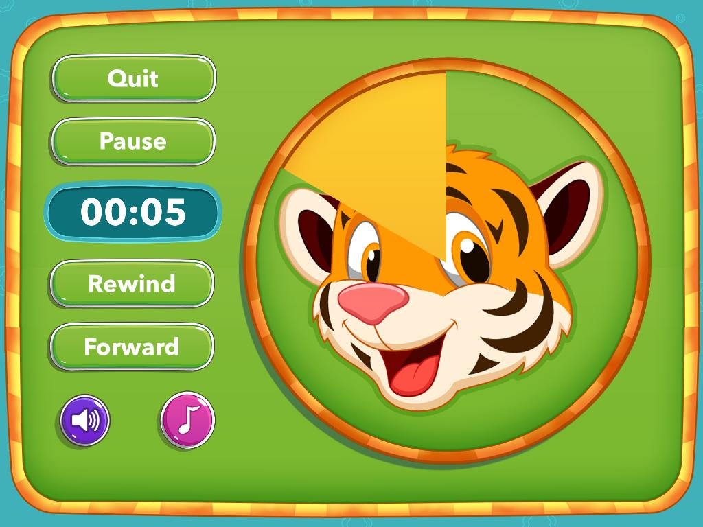 Timer for Kids - visual countdown for children for Android - APK