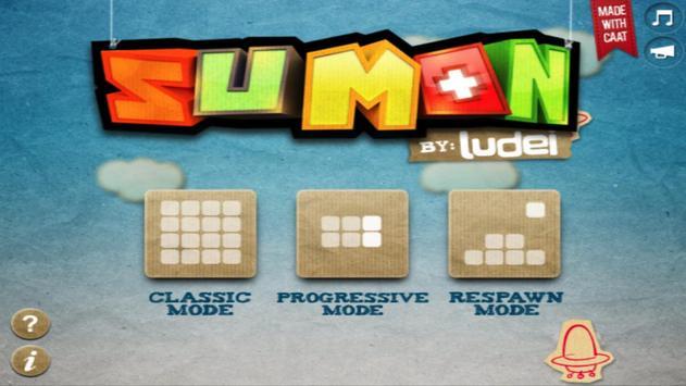 Sumon - Math game poster