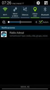 Rádio Adesal screenshot 1