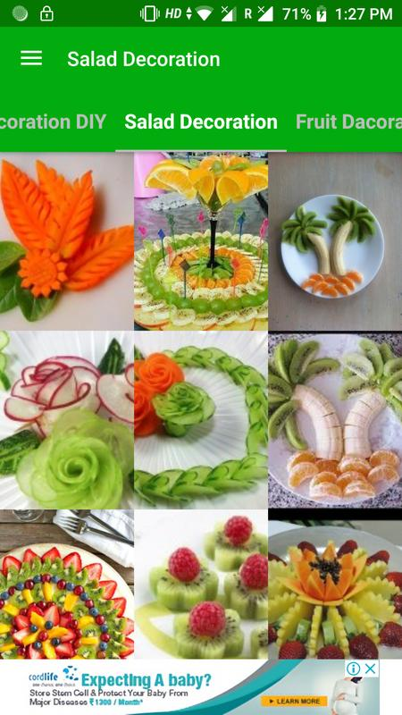 Salad Decoration Top 100 Easy Simple Ideas For Android Apk Download