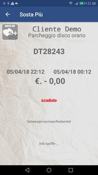 Sosta+ screenshot 4