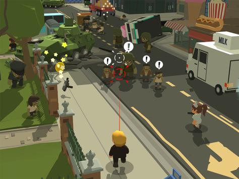 Zombie Ground .io screenshot 8