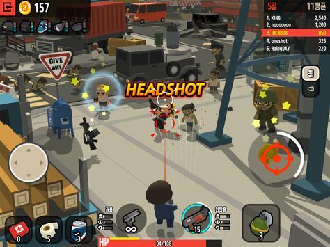 Zombie Ground .io screenshot 13