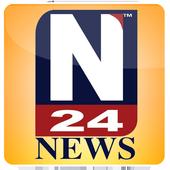 N24 TELUGU CHANNEL icon
