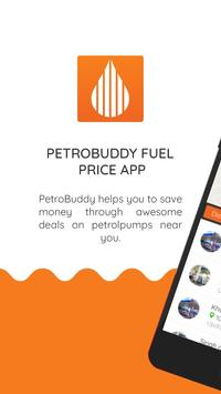 Daily Petrol Diesel Price in India | PetroBuddy poster