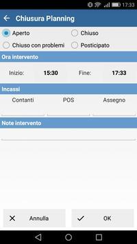Oasi Planning apk screenshot