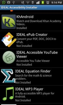 IDEAL Access 4 Vodafone® apk screenshot