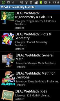 IDEAL Accessible App Installer apk screenshot