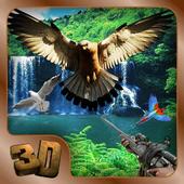 Sniper Birds Hunting Rampage icon