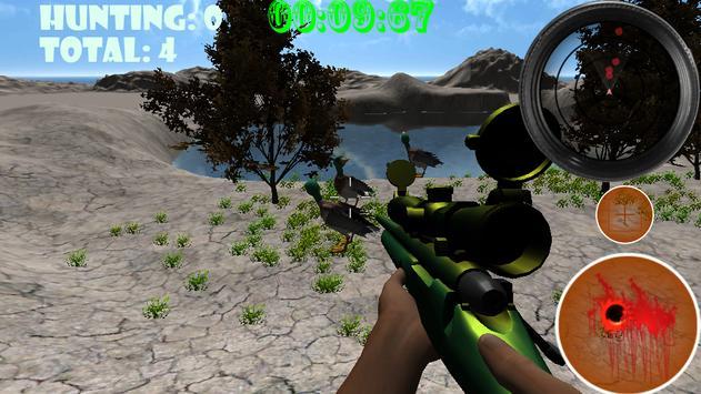 Sniper Birds Hunting Rampage screenshot 5