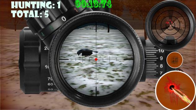 Sniper Birds Hunting Rampage screenshot 7