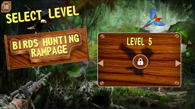 Sniper Birds Hunting Rampage screenshot 16