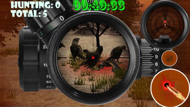 Sniper Birds Hunting Rampage screenshot 1