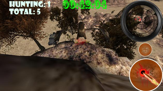 Sniper Birds Hunting Rampage screenshot 2