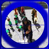 Sniper Commando School Rescue icon