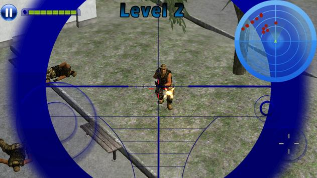 Sniper Commando School Rescue screenshot 5
