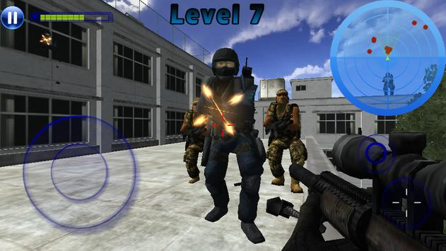 Sniper Commando School Rescue screenshot 10