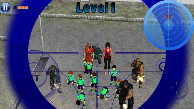 Sniper Commando School Rescue screenshot 17