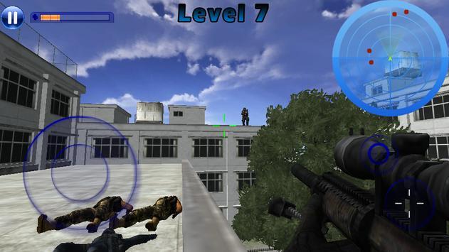Sniper Commando School Rescue screenshot 15