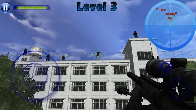 Sniper Commando School Rescue screenshot 3