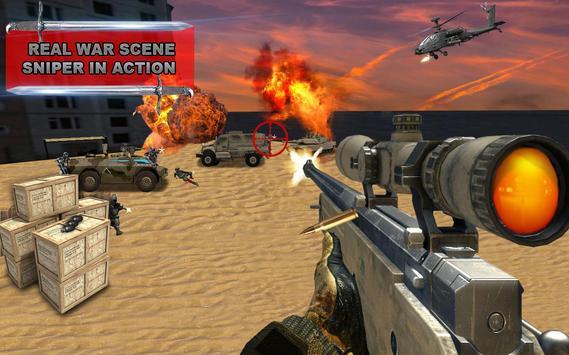 Frontline Sniper Enemy Shooter apk screenshot
