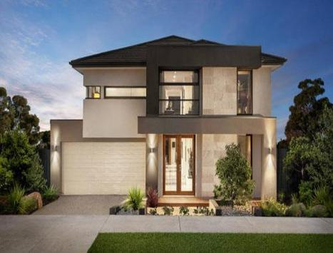 Ideal House Design poster