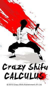 Crazy Shifu Calculus poster