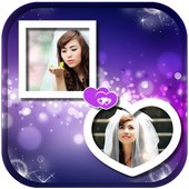 Picture Love Frame Collage icon