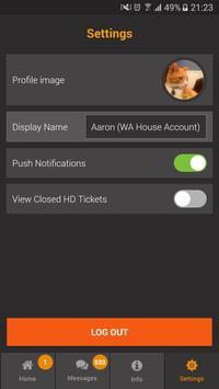 WriterAccess screenshot 3