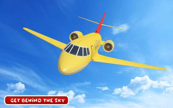 Aeroplane Games: City Pilot Flight poster