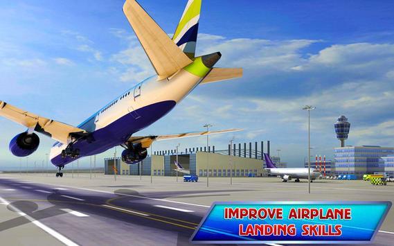 Aeroplane Games: City Pilot Flight screenshot 10