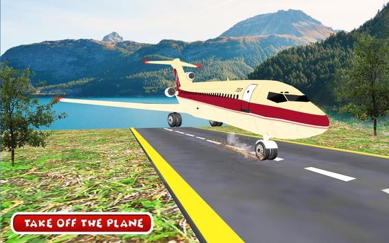 Aeroplane Games: City Pilot Flight screenshot 11