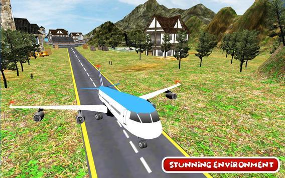 Aeroplane Games: City Pilot Flight screenshot 1