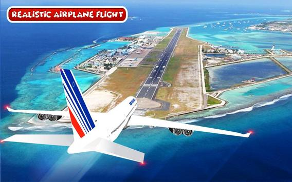 Aeroplane Games: City Pilot Flight screenshot 2