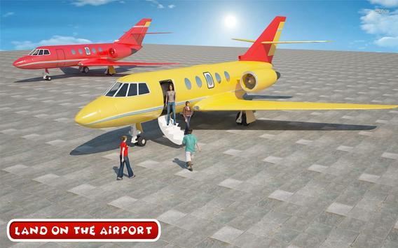 Aeroplane Games: City Pilot Flight screenshot 3