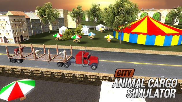 City Animal Cargo Simulator apk screenshot