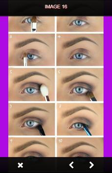 Idea Makeup Eyes स्क्रीनशॉट 3