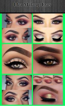 Idea Makeup Eyes ポスター