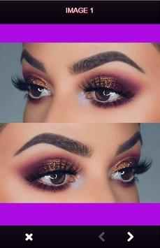 Idea Makeup Eyes स्क्रीनशॉट 2