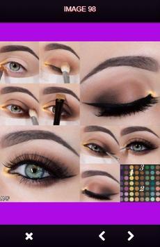 Idea Makeup Eyes स्क्रीनशॉट 4