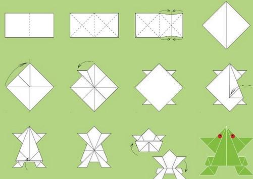 idea origami tutorial apk screenshot