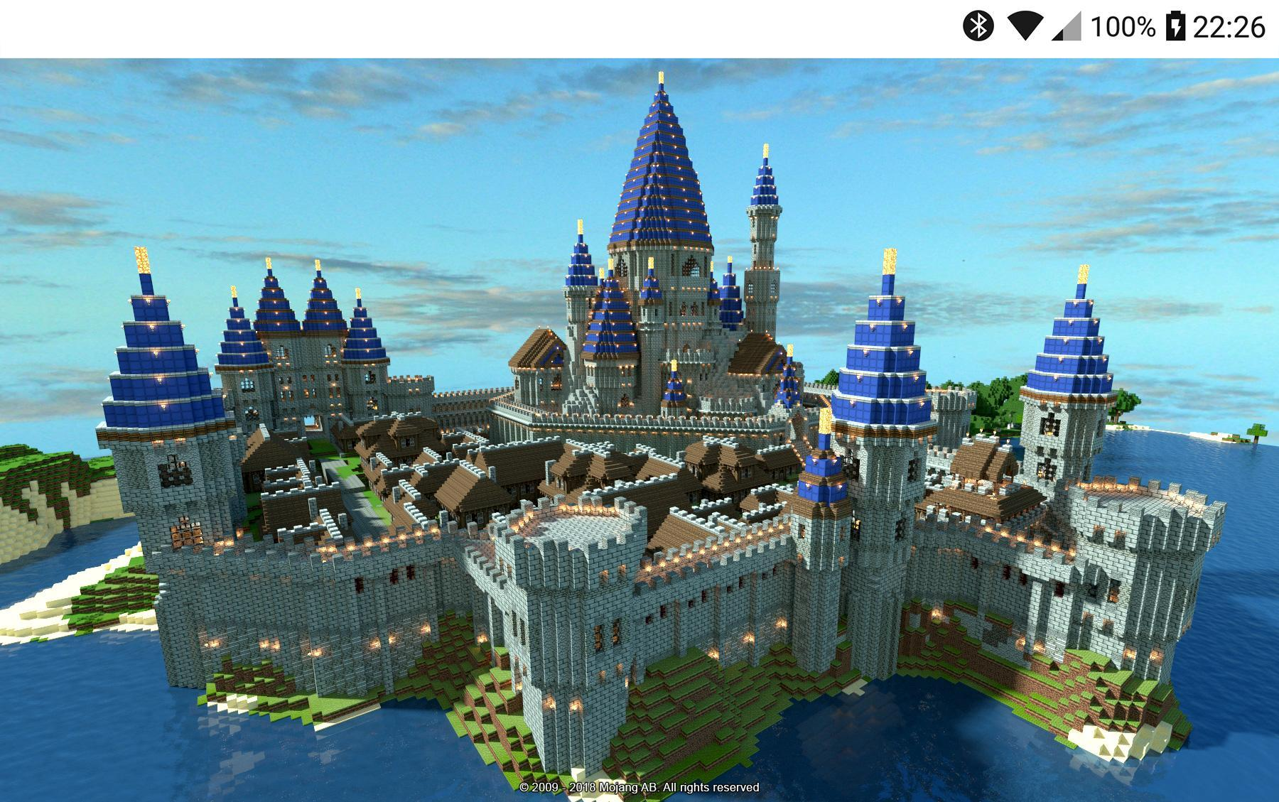 2018 Minecraft Castle Building Ideas for Android - APK ...