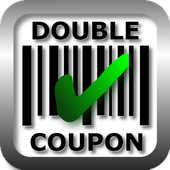 Double Coupon Checker icon