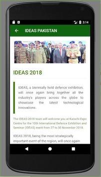 IDEAS PAKISTAN screenshot 1