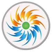 sustainable library icon